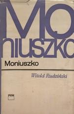 Rudziński Witold. Moniuszko. – Kraków, 1969. Knygos viršelis