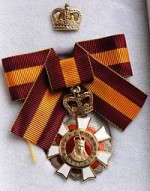 Barboros Radvilaitės medalis (dail. Petras Repšys)