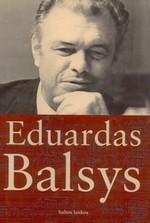 Narbutienė, Ona. Eduardas Balsys. – Vilnius, 1999. Knygos viršelis
