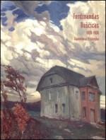 Ferdinandas Ruščicas: 1870-1936 gyvenimas ir kūryba: parodos katalogas. – Vilnius, 2002. Knygos viršelis