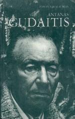 Sakalauskas, Tomas. Antanas Gudaitis: septyni vakarai su dailininku. – Vilnius, 1989. Knygos viršelis
