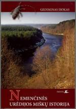Isokas, Gediminas. Nemenčinės urėdijos miškų istorija. – Vilnius, 2010. Knygos viršelis