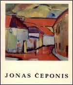 Jonas Čeponis. – Vilnius, 1976. Knygos viršelis