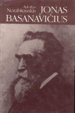 Nezabitauskis, Adolfas. Jonas Basanavičius. − Vilnius, 1990. Knygos viršelis