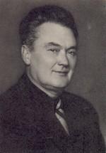 Jonas Marcinkevičius. Nuotr. iš kn.: Marcinkevičius, Jonas. Raštai. – Vilnius, 1955. – T. 3.