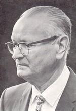Jonas Puzinas. Nuotr. iš kn.: Puzinas, Juozas. Rinktiniai raštai = Selected work. – Chicago, 1983.