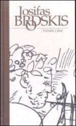 Brodskis, Josifas. Vaizdas į jūrą  = С видом на море : eilėraščiai.  – Vilnius, 1999. Knygos viršelis
