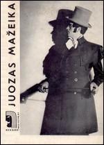 Yla, Stasys. Juozas Mažeika. – Vilnius, 1968. Knygos viršelis