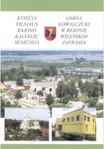 Kviečia Vilniaus rajono Kalvelių seniūnija . - [Vilnius], [2014]. Viršelis