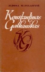 Konstantinas Galkauskas_Matulaitytės