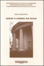 Chmielewska, Maria. Kościół w Suderwie pod Wilnem. – oznań, 2000. Knygos viršelis