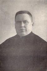 Petras Kraujalis. Nuotr. iš kn.: Kunigas Petras Kraujelis. – Vilnius, 1937.