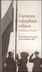 Lietuvos valstybinė vėliava Gedimino kalne. – Vilnius, 2008. Knygos viršelis