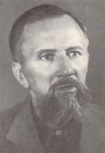 Liudas Gira. Nuotr. iš kn.: Liudas Gira literatūros moksle ir kritikoje. – Vilnius, 1987.