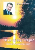 Mincewicz, Jan. Na co mi Bóg i religia? – Wilno, 2011. Knygos viršelis