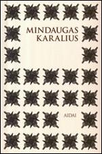 Mindaugas Karalius. – Vilnius, 2008. Knygos viršelis