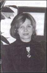 Nida Rutkienė. Nuotr. Iš kn.: Mačianskas, Feliksas. Akys nemeluos. – Vilnius, 2002, p. 92