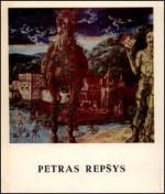 Petras Repšys. – Vilnius, 1982.  Knygos viršelis