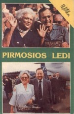 Pirmosios ledi. – Vilnius, 1991. Knygos viršelis