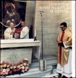 Popiežius Jonas Paulius II ir Lietuva. – Marijampolė, 1997. Knygos viršelis