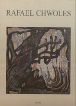 Rafael Chwoles. – Tel-Aviv, [2004]. Knygos viršelis