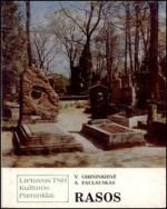 Girininkienė, Vida, Paulauskas, Algirdas. Rasos. - Vilnius, 1988. Knygos viršelis