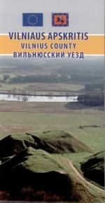 Vilniaus apskritis. – Vilnius, 2007. Knygos viršelis