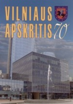 Vilniaus apskritis 70. – Vilnius, 2009. Leidinio viršelis