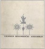 Jankevičienė, Algė. Vilniaus senamiesčio ansamblis. – Vilnius 1969. Knygos viršelis
