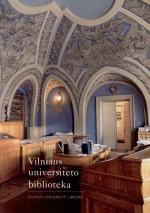 Butkevičienė, Birutė. Vilniaus universiteto biblioteka. – Vilnius, 1998. Knygos viršelis