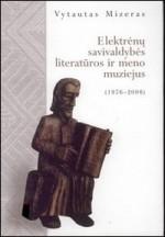 elektrėnų savivaldybės literatūros ir meno. Maž