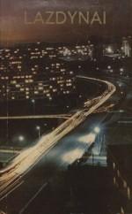 Verbliugevičius, Liudas. Lazdynai. – Vilnius, 1978. Knygos viršelis