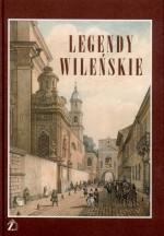 Legendy Wileńskie. – Vilnius, 2000. Knygos viršelis