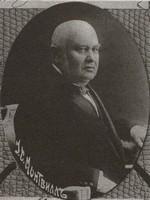 Juozapas Montvila. Portr. iš kn.: Terleckas, Vladas. Bankininkystė Lietuvoje 1795-1915. – Vilnius, 2011, p. 158.