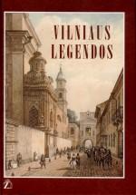 Vilniaus legendos. – Vilnius, 2000. Knygos viršelis