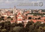 "Vilnius historic centre = La vieille ville de Vilnius = El casco antiguo del Vilnius"". - Vilnius,  2006. Knygos viršelis"