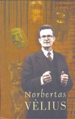 Norbertas Vėlius. – Vilnius, 1999. Knygos viršelis