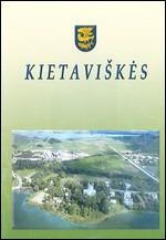 Kietaviškės. – Vilnius, [2004]. Knygos viršelis