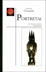 Česnaitis, Kęstutis. Portretai. – Ukmergė, 2010. Knygos viršelis
