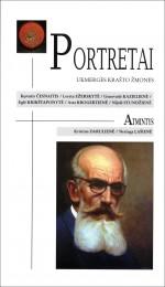 Portretai. – Ukmergė, 2014. Knygos viršelis
