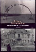 Sasnauskas, Julius. Pagaunama ir nepagaunama. – Vilnius, 2013. Knygos viršelis
