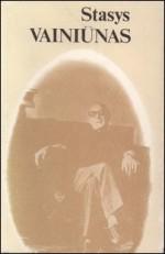 Stasys Vainiūnas. – Vilnius, 1991. Knygos viršelis