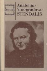Vinogradovas, Anatolijus. Stendalis. – Vilnius, 1983. Knygos viršelis