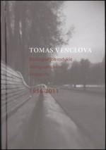 Tomas Venclova: bibliografijos rodyklė, 1956-2011. – Vilnius,  2012. Knygos viršelis