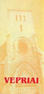 Vepriai. – Ukmergė, 2006. Lankstinio viršelis