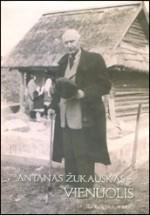Antanas Žukauskas-Vienuolis: iš muziejaus rinkinių. – Vilnius, 2007. Knygos viršelis