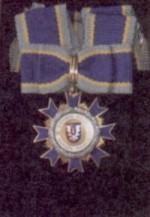 Širvintų krašto garbės piliečio  ženklas