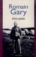 Gary, Romain. Aušros pažadas. – Vilnius, 1999. Knygos viršelis