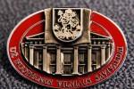 """Atminimo ženklas """"Už nuopelnus Vilniaus savivaldai"""""""