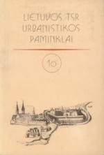 urbanistikos paminklai